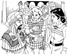 Scene 4 from florante at laura
