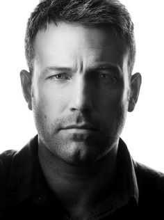 """""""Facing the Camera and Commanding It."""" An article about Ben Affleck in NYTimes.com..."""