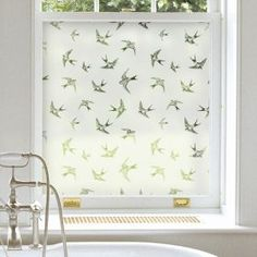Press Loft :: download free high res press images :: Purlfrost Window Film :: Bespoke etch effect bird pattern window film images