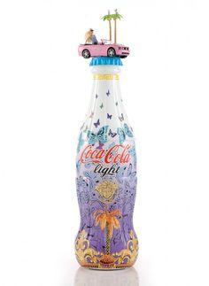 Limosine da Barbie + Coca-cola= Morri