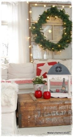Christmas Decor )