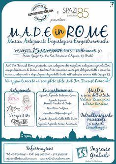 #MadeInRome #Gerlahandmade #gioielli  http://omaventiquaranta.blogspot.it/2013/11/i-prossimi-appuntamenti-della-nostra_13.html