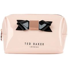 Buy Ted Baker Kace Bow Small Wash Bag Online at johnlewis.com