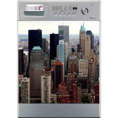 Sticker New York pour relooker votre lave-vaisselle