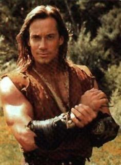 Used to train Kevin Sorbo a couple times a month for his regular trainer, Charles Glass.