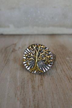 Χειροποίητο δαχτυλίδι 'Weirwood' (Ατσάλι) Men Rings, Class Ring, Jewelry, Women, Male Rings, Jewellery Making, Jewerly, Jewelery, Jewels