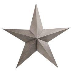 Adventsstjärna GREY. Ø 90 cm. Adventsstjärna av återvunnet papper . Max 40W. Lampa och sladd säljs separat.