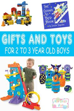 Best Gifts for 2 Year Old Boys in 2017 | Best toys, Old boys and ...