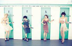 Boardwalk Empire feminine casting