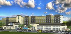 New Embassy Suites by Hilton Opens in San Antonio