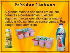 Bebidas lacteas