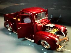 41 Ford, well done.
