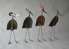 Art of Recycling: Creative Metal Recycling