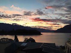 Lake Wakatipu #Queenstown