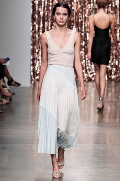 Tocca Spring 2014 Ready-to-Wear Fashion Show