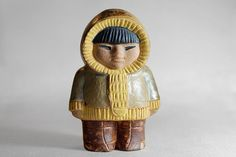 Figurine by Lisa Larson for Gustavsberg (Sweden)
