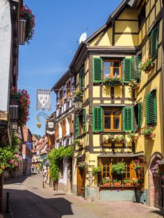 Ribeauville, Alsace_ France