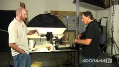 Food and Product Photographer, Rick Gayle: How'd They Do That? @ Adorama Photography TV #PhotographyTips