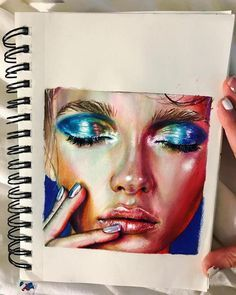 Likes, 20 Comments - Art Featuring Page ★★★★★ (Terezie Kyselova). Street Art Graffiti, Art Sketches, Art Drawings, Art Et Design, A Level Art, Ap Art, Art Sketchbook, Love Art, Art Inspo