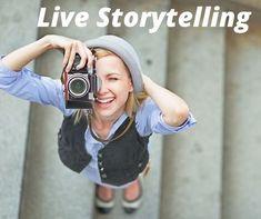 Live #Storytelling: ecco cos'è e perché dovresti implementarlo nella tua strategia di #comunicazione digitale. #digital #SMM