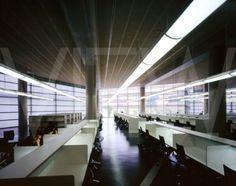 DeustoCRAI  University Library The reading rooms