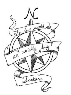 To live would be an awfully big adventure | Peter Pan