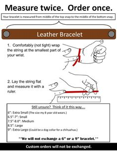 Leather Cuffs, Leather Jewelry, Leather Men, Leather Wallet, Custom Leather, Vintage Leather, Leather Wristbands, Beads And Wire, Manga
