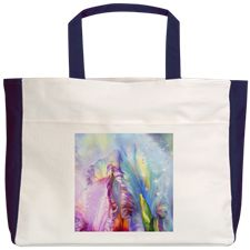 Abstract mystical Beach Tote