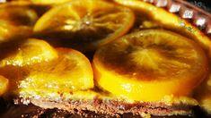 Tarta de chocolate y naranja ~ Andreíta come de todo