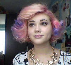 OMG this hair I LOVE IT