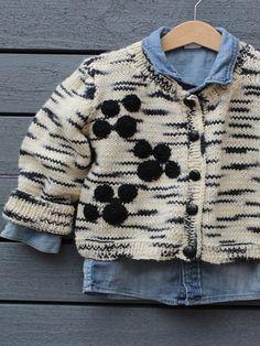 Lapsen neuletakki Novita 7 Veljestä Viidakko | Novita knits