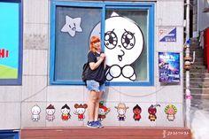DAY3 [160612] #남산타워 #플과자가자 made in seoul #whenatwoawesomeladygotoseoulPJ