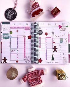 @lifestylebysaml posted to Instagram: 🇫🇷 #Noël approche et dans le #planner aussi!🤩 🇬🇧 #Christmas is coming and in the #planner too!🤩   #plannergirl #christmastime #planners #plannerjunkie #plannergoodies #новыйгод #plannercommunity #happyplanner #planneraddicts #stickeraddict #christmasdecorations #lifeplanner #planwithme #stationery #stationerylove #planneraccessories #plannergeek #thehappyplanner #plannerlove #mambi #christmasdecor #meandmybigideas #lifes Planner Layout, Life Planner, Happy Planner, Christmas Time, Planners, Layouts, Geek Stuff, Stationery, Christmas Decorations
