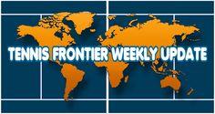 Tennis Frontier Weekly Update: October 19, 2015 - http://www.tennisfrontier.com/news/tennis-frontier-weekly-update-october-19-2015/