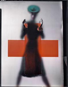 Erwin Blumenfeld  // The Red Cross / Vogue March 1945