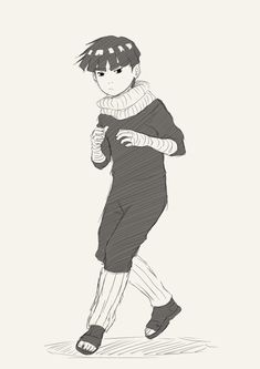 Lee's son by Ruu-k on DeviantArt Naruto New Generation, Rock Lee Naruto, Manga, Boruto Naruto Next Generations, Naruto Series, Sarada Uchiha, Naruto Characters, Dbz, Cool Art