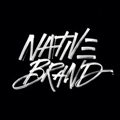 Another selected brush treatment for @Nativebrand winter range by Gemma O'brien.