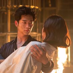 Seo Kang Joon - Are you human too? Gong Seung Yeon, Seung Hwan, Drama Korea, Korean Drama, My Love From The Star, Weightlifting Fairy, Seo Kang Joon, Korean Artist, Drama Series