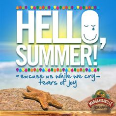 IT'S HEREEEEE!!!!!! #SUMMER