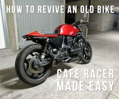 Hi everyone, In this Instructable I'll teach you how to give a whole new life to an old motorcycle that deserve to be taken care of, and probably save it from ending...