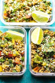 20 Healthy Meal Prep Bowls To Make Your Life Stress Free Lunch Meal Prep, Meal Prep Bowls, Easy Meal Prep, Healthy Meal Prep, High Protein Snacks, Healthy Snacks, Healthy Eating, Healthy Chicken Recipes, Cooking Recipes