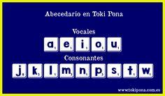Alfabeto Toki Pona