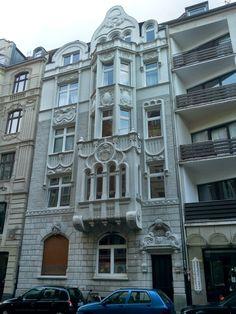 Deutschlands schönste Altbauten: Jugendstil goes Gotik