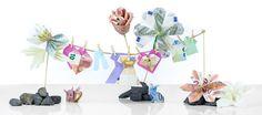 Geldscheine falten ✉ 10 Falttechniken für ausgefallene Geldgeschenke für jeden Anlass - Hochzeit ✔ Konformation ✔ Geburtstag ✔