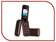 Сотовый телефон Alcatel OneTouch 1035D Dark Chocolate  — 1198 руб. —