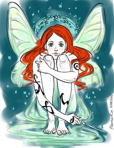 I loved it! Clary as a butterfly- the Fairchild family symbol