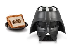 Mögen die Röstaromen mit dir sein: Der Darth Vader Toaster - DesignNerd