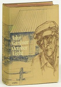 JANUARY 6 John Gardner wins the National Book Critics Circle Award for October Light on this day 1977