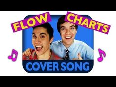 Sam Tsui covers the Flowchart song with Intern 2!!!!!!