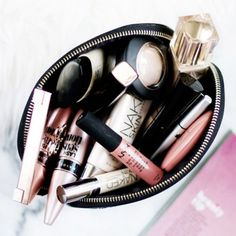 How to Build a Beauty Capsule Collection #theeverygirl